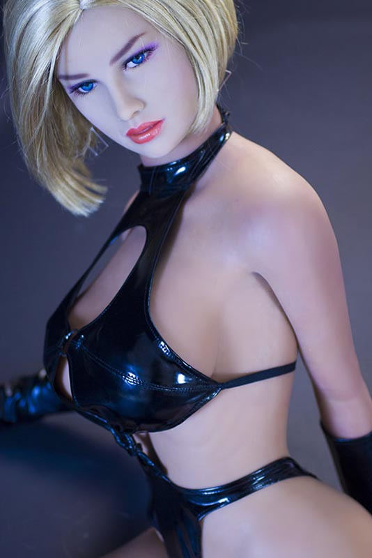 165cm Erogenous Silicone Sex Doll Life Size Sex Doll With Big Chest Sex Doll Wasp Waist Mixed Blood Sex Doll Cosplay Sex Doll Anime Lifelike Oral Vagina Pussy Anal love doll YW-6