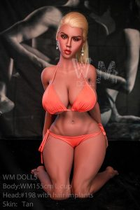 155cm(5.09ft) Sex Doll Low Price But Higher Cost Performance With Extremely Attractive Figure Big Boobs Big Nipples