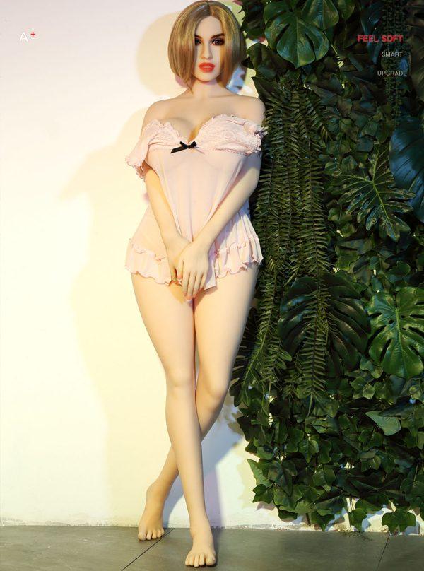 150cm(4.92ft) Sinthetics Sex Doll
