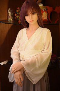 158cm(5.18ft) Japanese Flat Sex Doll Photo