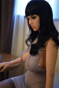 156cm(5.12ft)Ladyboy Sex Doll Dildo