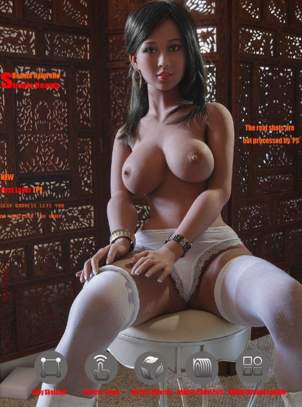 170cm(5.58ft) Real Doll Sex Toy From Sex Doll Twitter