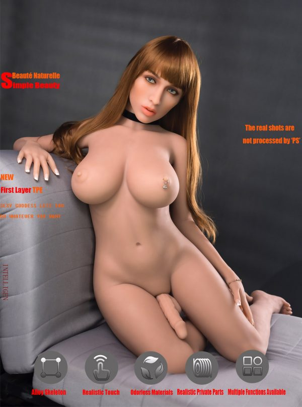156cm(5.12ft) Transgender Sex Doll And Hermaphrodite Sex Doll