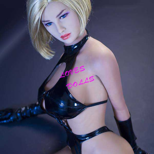 165cm Erogenous Silicone sex doll Life Size with Big Chest Wasp Waist Mixed Blood Cosplay Anime Lifelike Oral Vagina Pussy Anal Adult love dollsl Adult sex doll YW-6