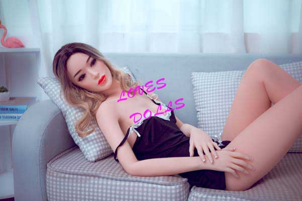 166cm ( 5.51ft ) Realistic sex doll with Slim Body flat chest beautiful white chest Chinese sexy milf wear Sexy pajamas Lifelike Oral Vagina Pussy Anal love doll sex doll YW-25