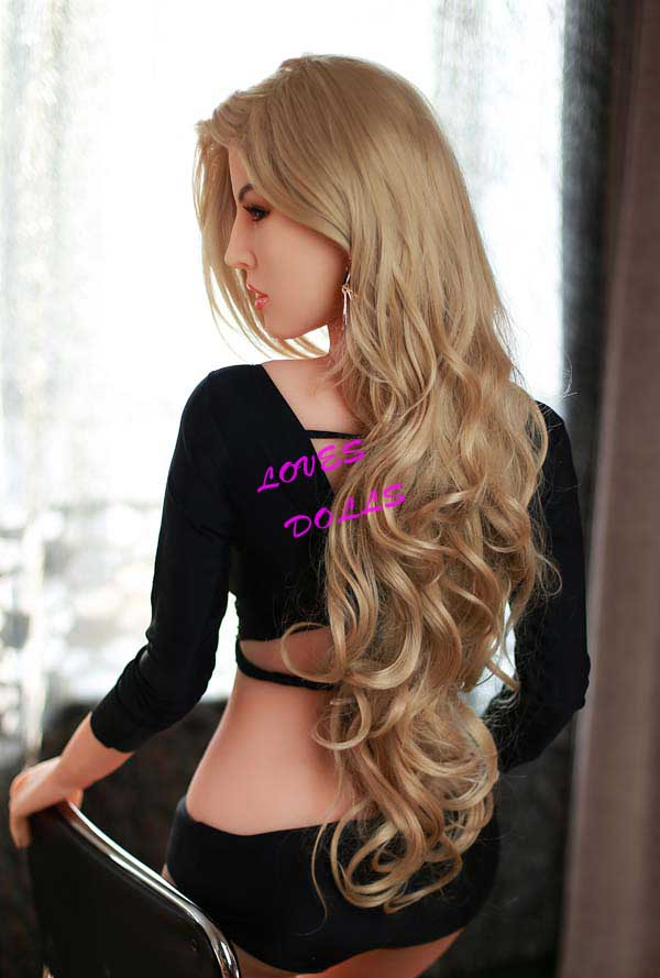 165cm ( 5.51ft ) Realistic Silicone sex doll with beautiful Chubby Body Big booty huge Tits Russian milf with white skin wear sexy shorts Real Sized Oral Vagina Pussy Anal love doll sex doll YW-30