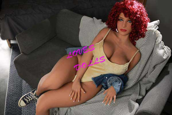 163cm ( 5.35ft ) Realistic Silicone sex doll with beautiful Chubby Body Huge huge Breast and wide hip Kelt sexy milf wear Sexy underwear Lifelike Oral Vagina Pussy Anal love doll sex doll YW-36
