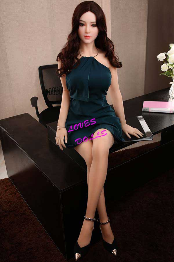 165cm ( 5.51ft ) Life Size sex doll with beautiful big