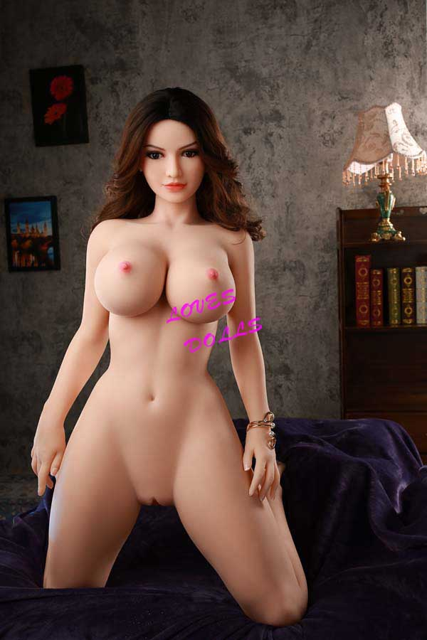 165cm ( 5.41ft ) Realistic Silicone sex doll with beautiful Chubby Body Huge ass Huge chest Kelt White skin sexy milf wear Sexy underwear Real Sized Oral Vagina Pussy Anal love doll sex doll YW-33