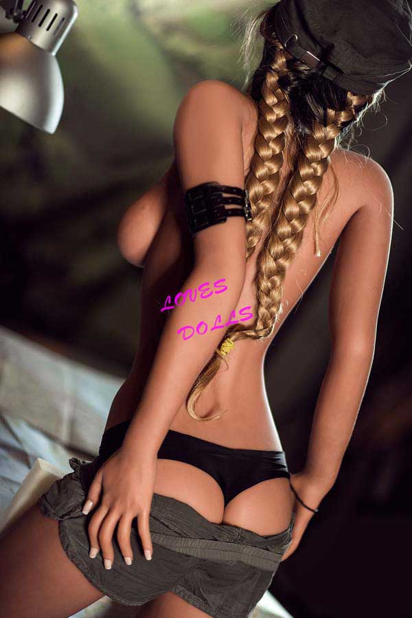 166cm ( 5.51ft )Realistic sex doll with beautiful Muscular Sex Body Latina Mixed Blood Tan skin Cool School girl with Sexy shorts underwear Lifelike Oral Vagina Pussy Anal love doll sex doll YW-20