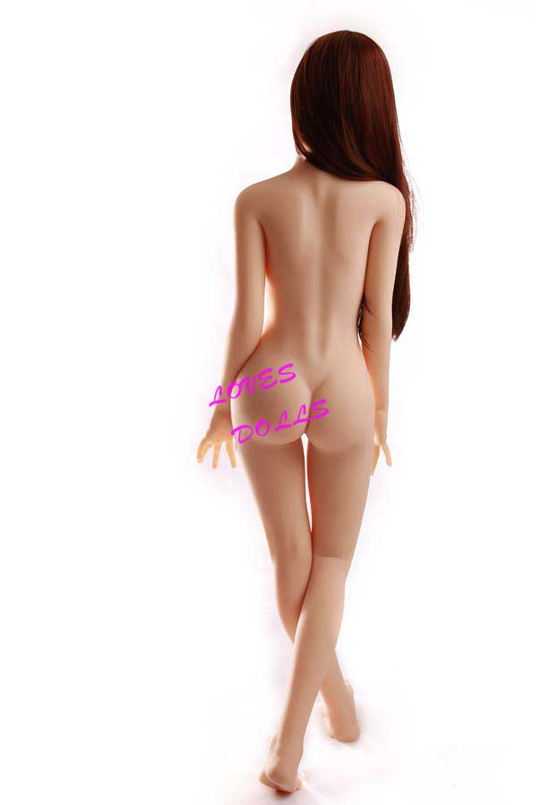 145cm(4.76ft)Full Silicone Sex Doll With Pretty Face Wasp Waist Soft White Breasts Bouncy Butt Big Ass Japanese Pretty Love Film Star Delicate Skin Wear Sexy Stockings Cosplay Beauty Pussy Lively Oral Vagina Anal Love Doll YW-82