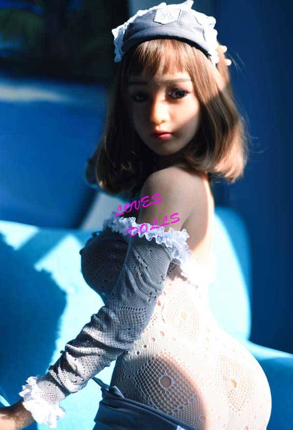138cm(4.53ft)	Most Beautiful Realistic Sex Doll Real Silicone Love Doll With Beauty Body Firm Breasts Beautiful Buttocks Big Ass	Japanese Maiden With Tan Tender Skin Wear Sexy Stockings And Transparent Silk clothes Realistic Vagina Pussy Lively Oral Anal	Love Doll	YW-93