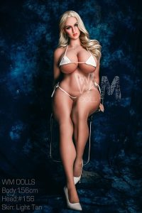 156cm(5.12ft) Amazing Sex Dolls That Were Made According To Real Victoria's Secret Angels And the American Sex doll Has An Extremely Attractive Figure With Sensuous M cup Boobs