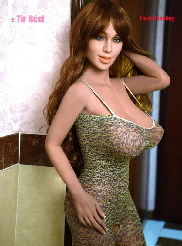 156cm(5.12ft) Black Female Sex Doll