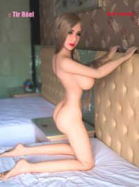 155cm(5.09ft) Lifelike Provocative Sex Dolls For Sale and Japanese Pretty Porn Actress Sex Doll With Sensual Pussy
