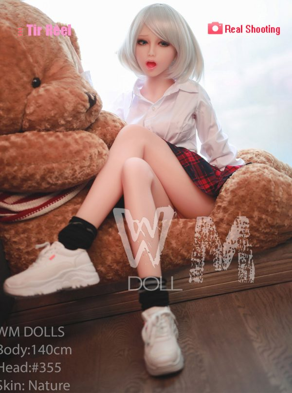 140cm(4.59ft) Small Anime Sex Doll