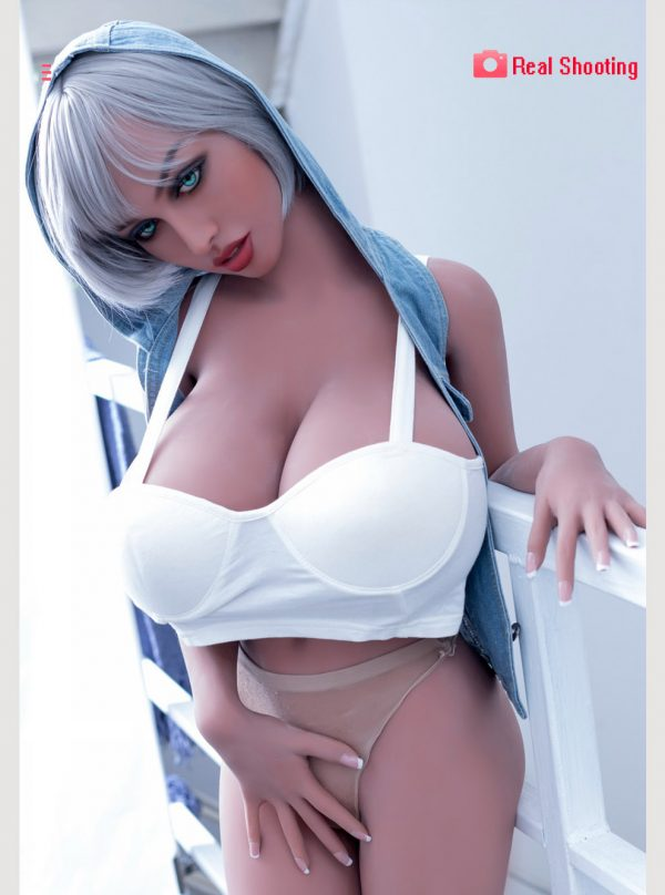 148cm(4.86ft) Silver Doll Sex Dolls UK