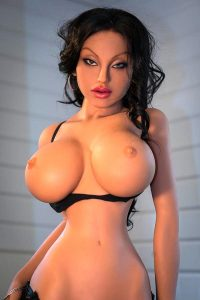 155cm(5.09ft) Most Lifelike Sex Doll With The Most Beautiful Hooters And You Even Can See The Breasts Ripple