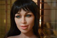 156cm(5.12ft) Black Female Sex Doll