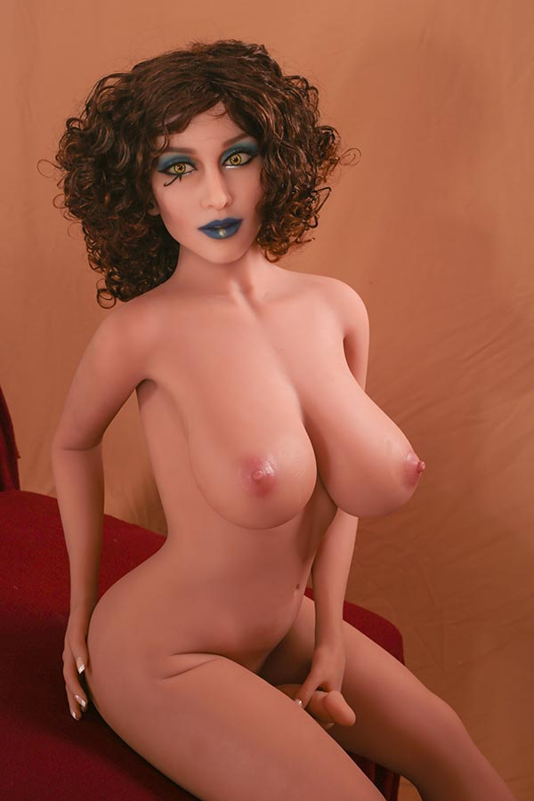156cm(5.12ft) Transexual Sex Doll And Shemale Fucks Sex Doll