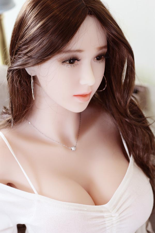 165cm(5.41ft) Chinese Internet Celebrity Pretty Girl Sex Doll With Long And Sexy Legs Wear Black Sexy Stockings LOVESDOLLS-74