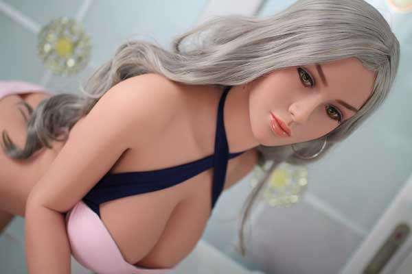 168cm(5.51ft) Hot European Girl Sex Doll With Petty Face Super Plump Body Huge Booty And Big Breasts Wear Sexy Bikini That Seduce Men LOVESDOLLS-112