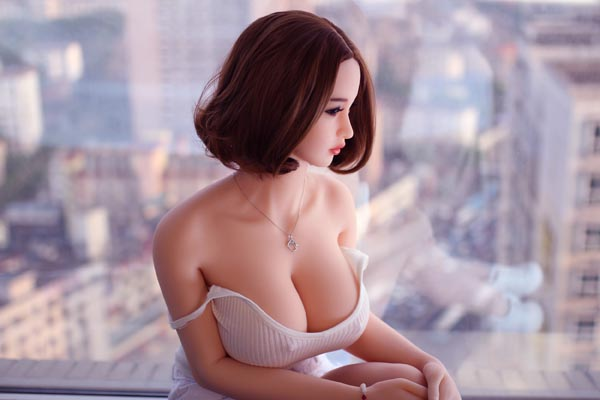 161cm(5.28ft) Super Hot Asian Korean Sex Doll Wear Sexy Bikini With Big White Breast LOVESDOLLS-2