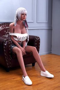 158cm(5.18ft) Pretending To Be A Sex Doll