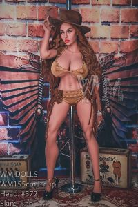 155cm(5.09ft) Sexiest Sex Doll Have Erect Nipples And Sensitive Clitoris The Sexiest Redhead Sex Doll Have Huge Knockers And Big Sultry Butt