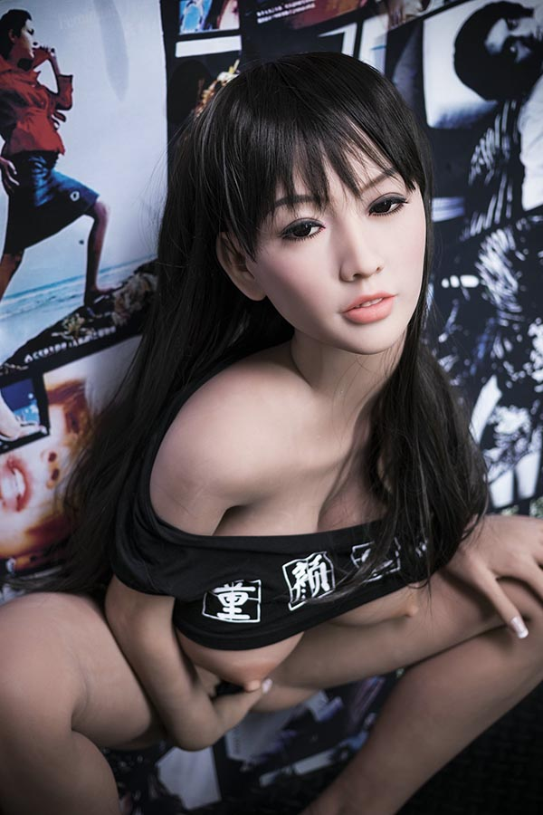 140cm(4.59ft) Little Asian Sex Doll
