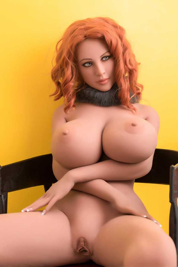 167cm(5.48ft) European Celtic BBW Sex Doll With Super Tits And Super Ass Very Attractive To Men LOVESDOLLS-108